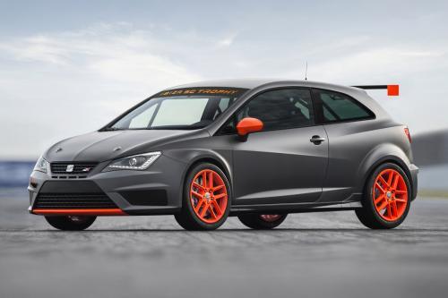 2013 Seat Ibiza SC Trophy - 200Л.С.