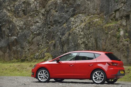 2013 Seat Leon FR 2.0 TDI - Великобритании по цене £22,075