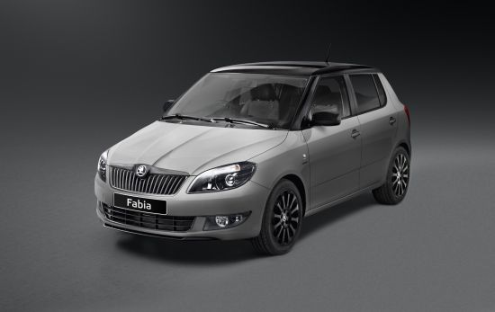 Skoda Fabia Reaction and Monte Carlo TECH Estate