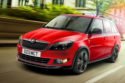 2013 Skoda Fabia Reaction and Monte Carlo TECH Estate - 87590