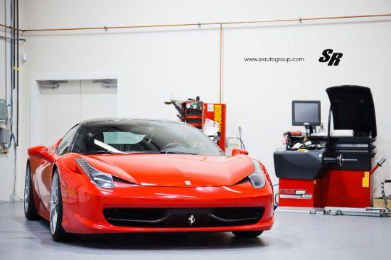 SR Auto Ferrari 458 Italia