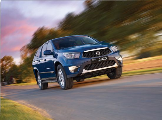 SsangYong Korando Sports Pick-Up