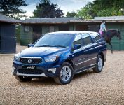 2013 SsangYong Korando Sports Pick-Up, 2 of 10