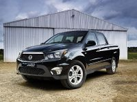 2013 SsangYong Korando Sports Pick-Up, 9 of 10