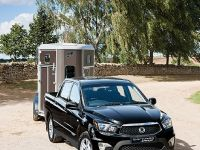 2013 SsangYong Korando Sports Pick-Up