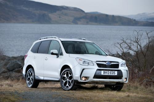 2013 Subaru Forester XT - Великобритании по цене £24,995 - фотография subaru