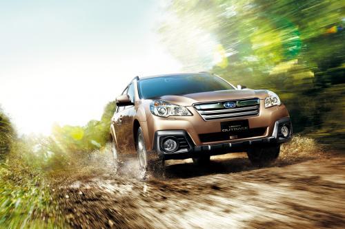 Subaru Outback 2-5i новые обновления линейки (фотографии)