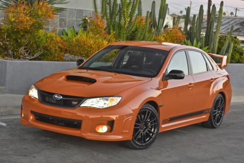 2013 Subaru WRX Special Editions, 1 of 5