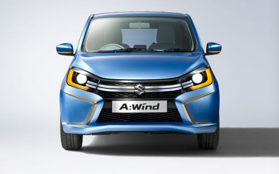 Suzuki A Wind Concept