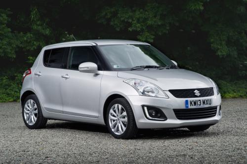 2013 Suzuki Swift Подтяжка Лица - Цены