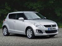 2013 Suzuki Swift Facelift, 1 of 4