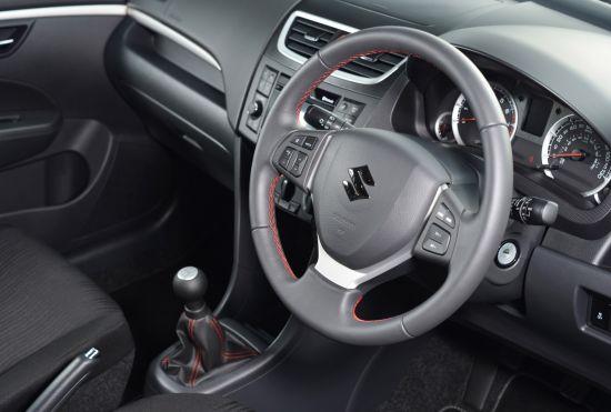 Suzuki Swift SZ-L Special Edition