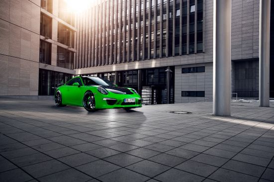 TechArt Porsche 911 Carrera 4S