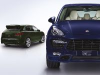 2013 TechArt Porsche Cayenne S Diesel, 7 of 14
