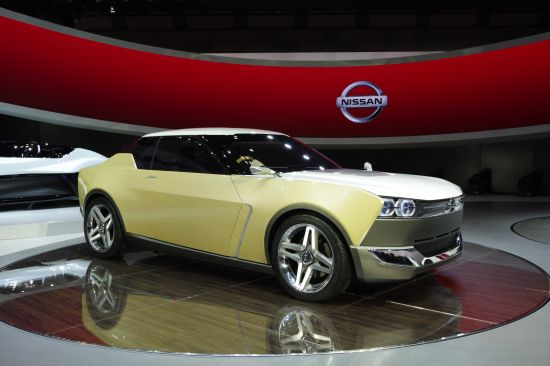 Tokyo Motor Show Nissan IDx Freeflow Concept