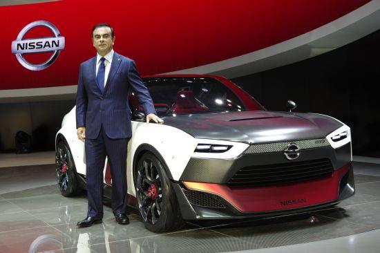 Tokyo Motor Show Nissan IDx NISMO Concept