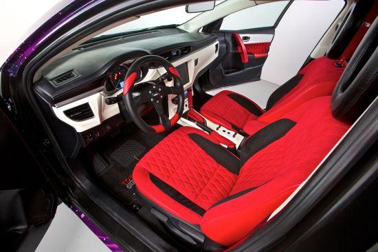 Toyota Dream Build Challenge Crusher Corolla
