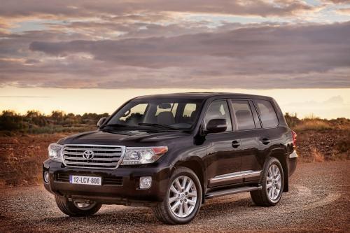 Улучшение на совершенство с Toyota Land Cruiser моя 2013