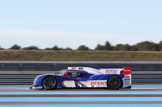 Toyota Le Mans Hybrid Challenger