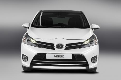 2013 Toyota Verso открыться в Париже