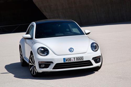 Volkswagen Beetle R-Line или спортивный шик