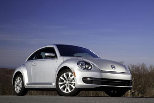 2013 Volkswagen Beetle TDI нас