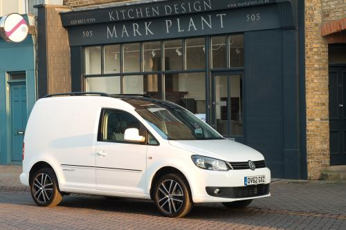2013 Volkswagen Caddy Edition 30 - Цена £17,660