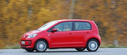 Volkswagen eco Up (2013) - picture 4 of 20
