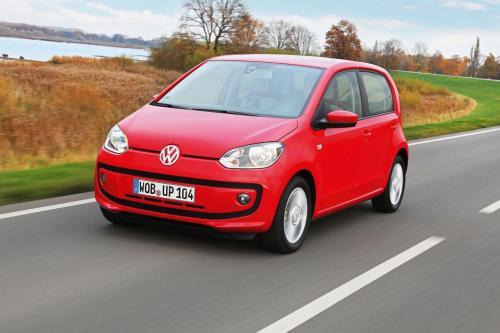 Volkswagen eco Up (2013) - picture 1 of 20