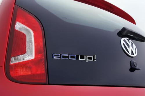 Volkswagen eco Up (2013) - picture 9 of 20