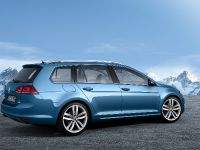 2013 Volkswagen Golf Estate, 5 of 16