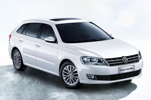 Volkswagen Gran Lavida на Auto Shanghai 2013