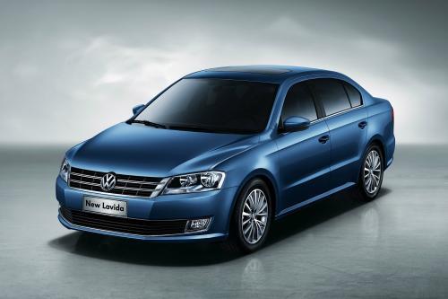 2013 Volkswagen Lavida с мировой дебют