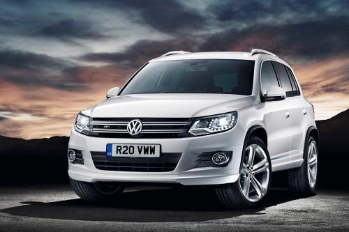 2013 Volkswagen Tiguan R-Line - Цены Объявлены