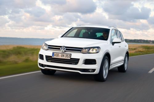 2013 Volkswagen Touareg R-Line, 1 of 8