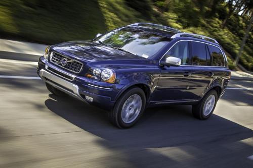 2013 Volvo X90 лифтинг - мощность и экономичность