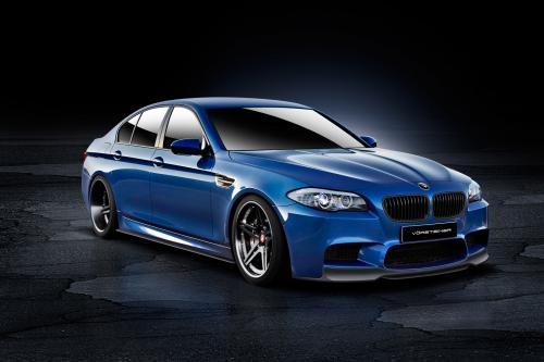 2013 Vorsteiner BMW M5 седан легче, чем когда-либо