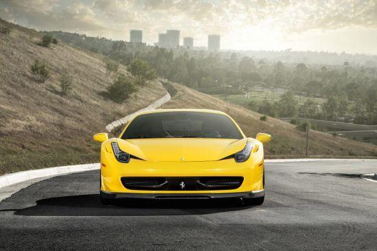 Vorsteiner Ferrari 458-V Coupe