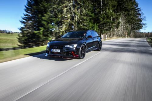 Ауди RS6-Р впечатляет 730 л. с. и 920 Нм