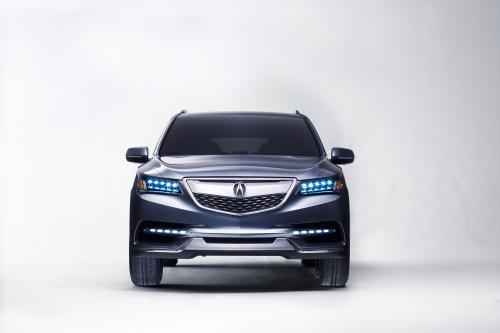 thumbs 2014 Acura MDX Prototype , 1 of 7