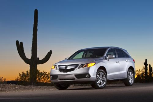 2014 Acura RDX с объявил нам ценовую