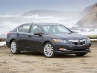 2014 Acura RLX Flagship Sedan, 1 of 4