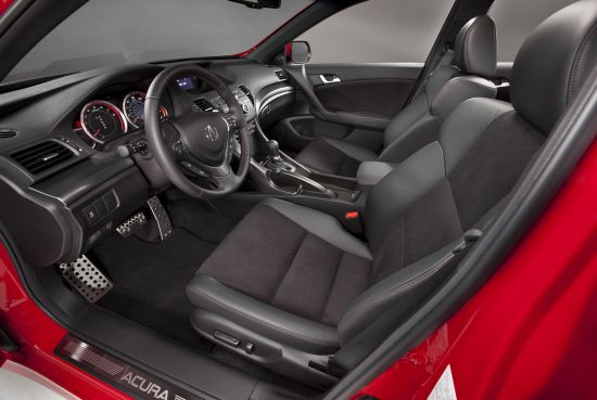 Acura TSX SE
