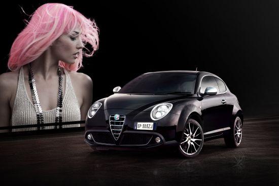 Alfa Romeo MiTo Facelift