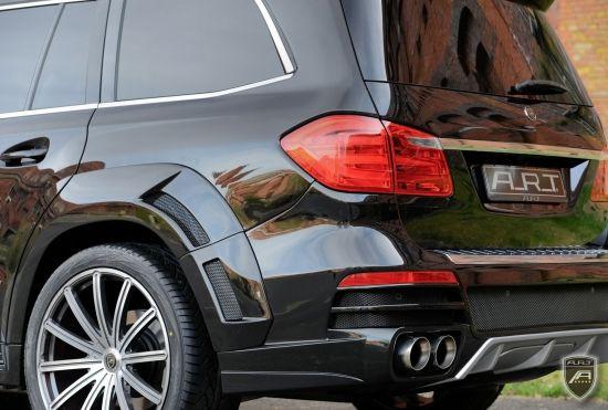ART Mercedes-Benz GL Mammut 2