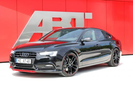 Audi A5 ABT AS5 Dark