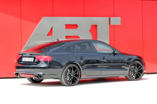 Audi A5 ABT AS5 Dark