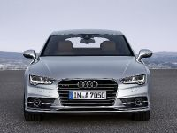 2014 Audi A7 Sportback Facelift, 1 of 14