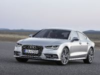 2014 Audi A7 Sportback Facelift, 2 of 14