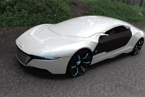 Audi A9 - подробности